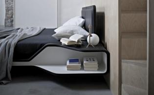 Ora-Ito design ágy a Forma-1 szerelmeseinek
