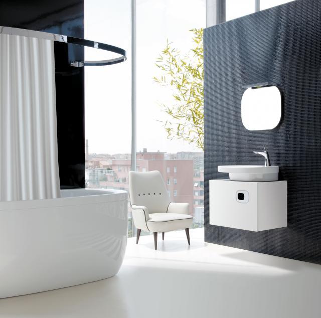 funkcionalista s modern a laufen f rd szoba. Black Bedroom Furniture Sets. Home Design Ideas
