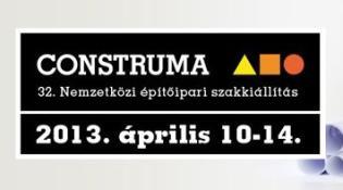 OtthonDesign lakberendezés kiállítással bővül idén a Construma