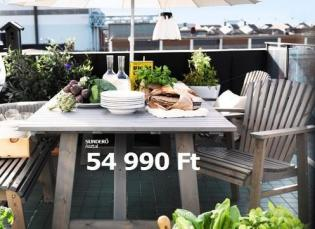 IKEA kerti és kültéri bútorok - költözz a szabadba
