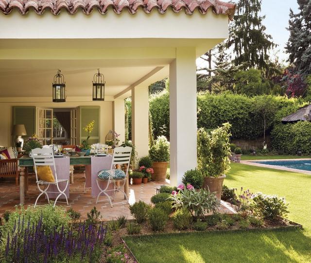 Home Design Ideas Decorating Gardening: Mediterrán Lakberendezés Női ízlés Szerint