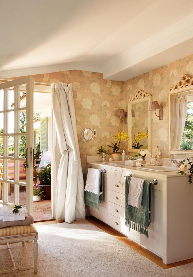 Fürdőszoba terasszal Rotaeche Carla, Ana Pardo