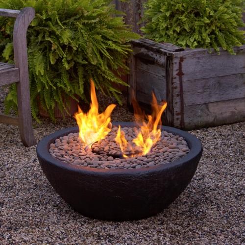 Kerti tűztál füstmentes