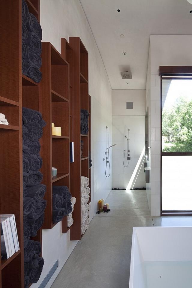 Modern fürdőszoba és egyedi fürdőszoba szekrény