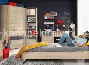 Szereld magad - Modern elemes gyerekszobai bútorok