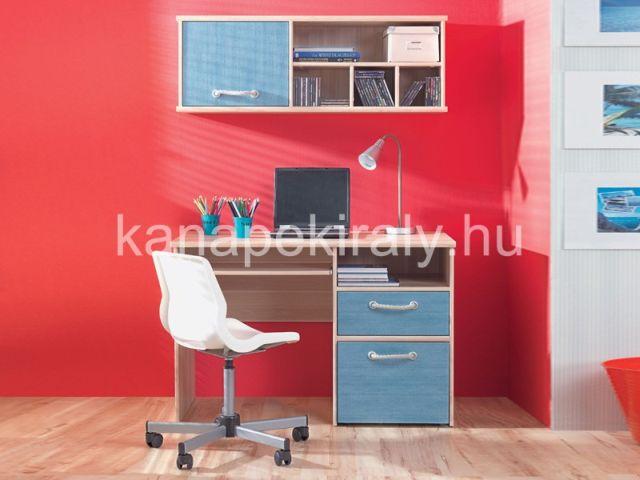 Nodo ifjúsági elemes bútorcsalád, íróasztal gyerekszobába