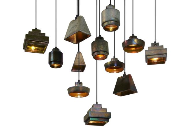 Lustre Light Round Tom Dixon lámpa