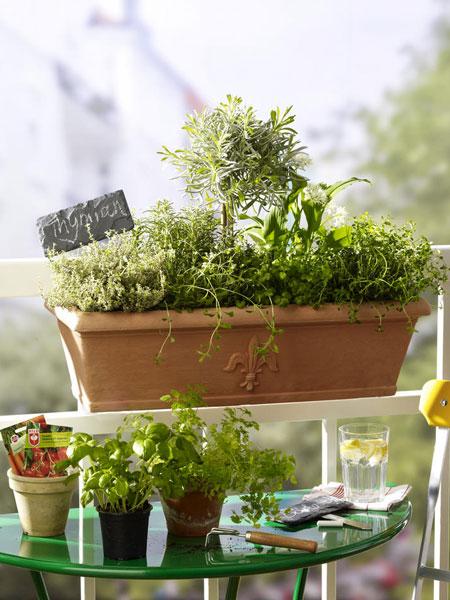 Hogyan készítsünk minikertet a teraszon