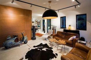 Modern otthon Budapesten - Tervező Bara Ákos belsőépítész