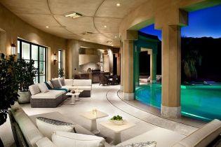 Mesés keleti hangulat nyugaton - luxus lakberendezés marokkói stílusban
