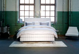 Őszi meglepetés a Hästenstől - Platinum limitált szériás luxus ágy