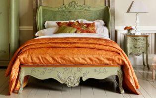 Stílus és izgalmas eklektika - And So To Bed luxus hálószobai bútorok