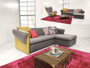 Tom Tailor ülőgarnitúrák és ágyak kizárólag a RIO Design bemutatótermében