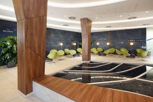 Egzotikus kőburkolatok hazánk első felnőttbarát szállodájában - Hotel Platán Eger
