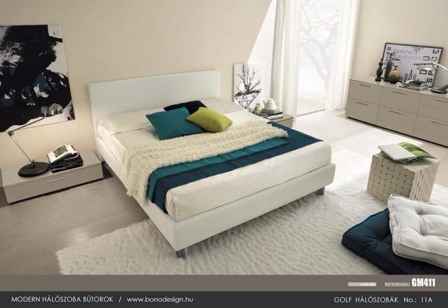 Colombini bedroom