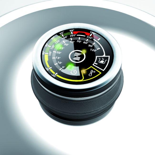 Zepter Masterpiece rádió-digitális termokontroll
