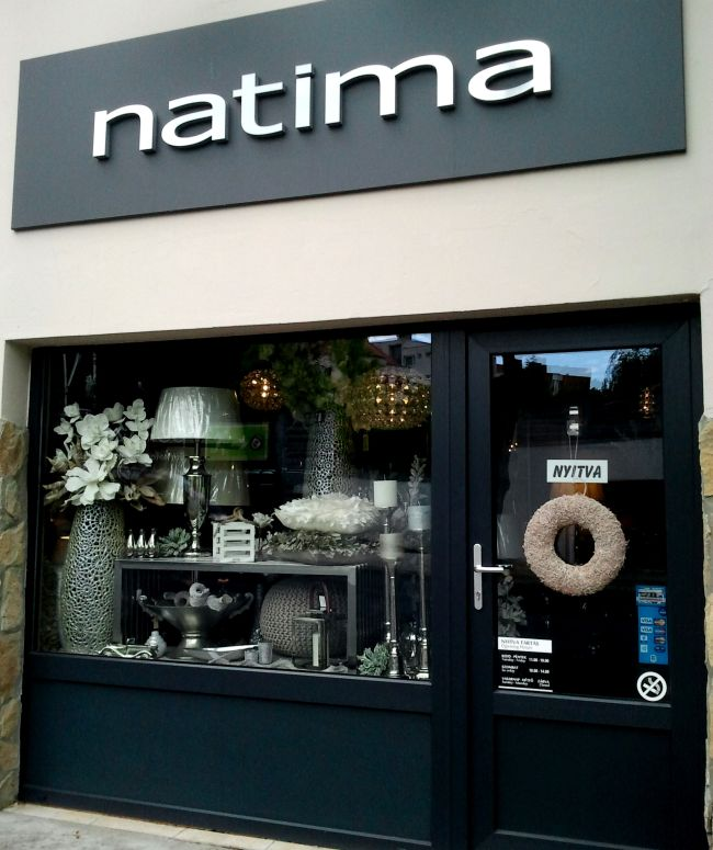 Natima lakberendezés és dekoráció