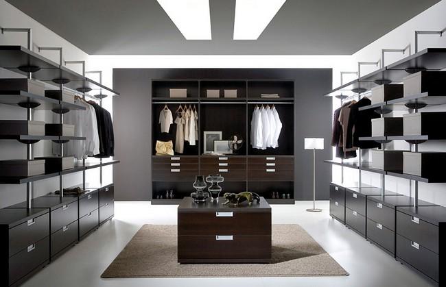 Noteborn wardrobe, gardrób férfiaknak