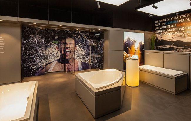Fürdőszoba és lakberendezés