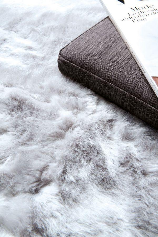 Műszőrme szőnyeg