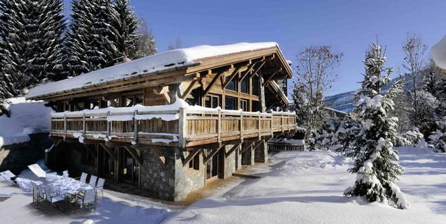 Chalet Brickell: téli nyaralás luxus körülmények között