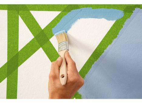 k246nnyen elk233sz237thető festett faldekor225ci243
