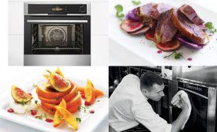 Újdonság a konyhában: megérkezett az Electrolux sous-vide funkciós kombi-gőzsütője