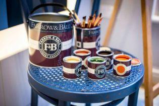 Fess könnyedén a Farrow & Ball színes kültéri festékekkel