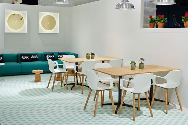 Világhírű tervezők alkották a Vitra design bútorait