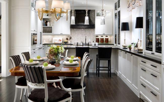 7 klasszikus konyhabútor Candice Olson lakberendezőtől