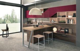 Elegáns anyagok és rafinált színkombinációk: vadonatúj Lungomare konyhák a Bono Design Stúdióból