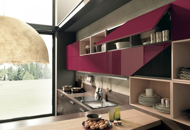 Magasfényű konyhabútor Bono Design Kft