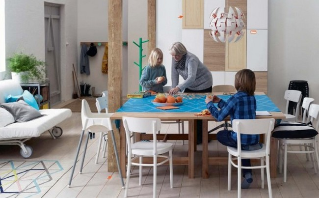 Az IKEA 2015-ös katalógusa a hálószobára és fürdőszobára fókuszál