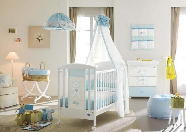 Lakberendezés a babaszobában? - A fehér bababútor jó kiindulás lehet