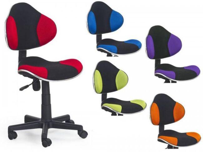 Fiús gyerekszobai állítható magasságú szék