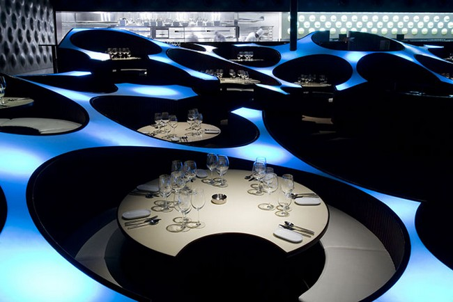 Blue Frog Lounge, Mumbai, India