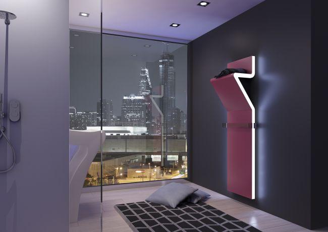 Stretch design radiátor