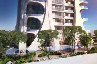 Ilyen lesz a Zaha Hadid által tervezett luxus felhőkarcoló