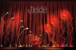 Jieldé lámpák 1950 óta - Amikor a fény a művészettel párosul
