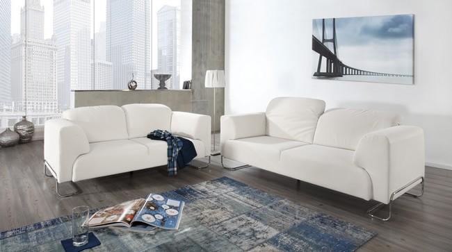 Ada 6867 fehér kanapé