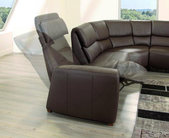 Ada 6950 motoros ülőgarnitúra relax fotel elemmel