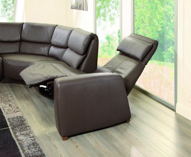 Ada 6950 motoros ülőgarnitúra dönthető relax fotel elemmel