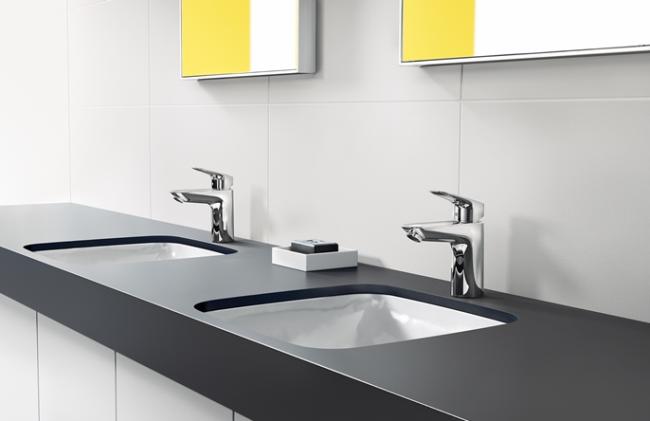 Hansgrohe Login bathroom