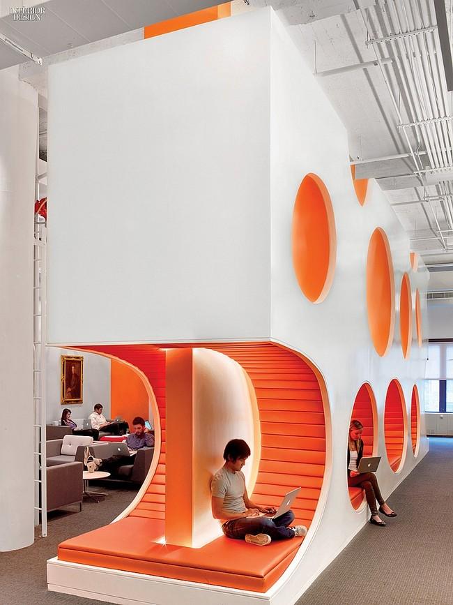 Egyedi irodaberendezés startup cég