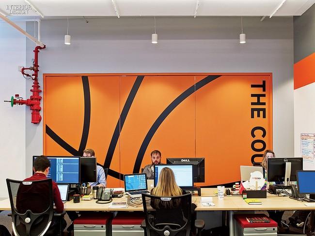 Loft iroda modern megoldások