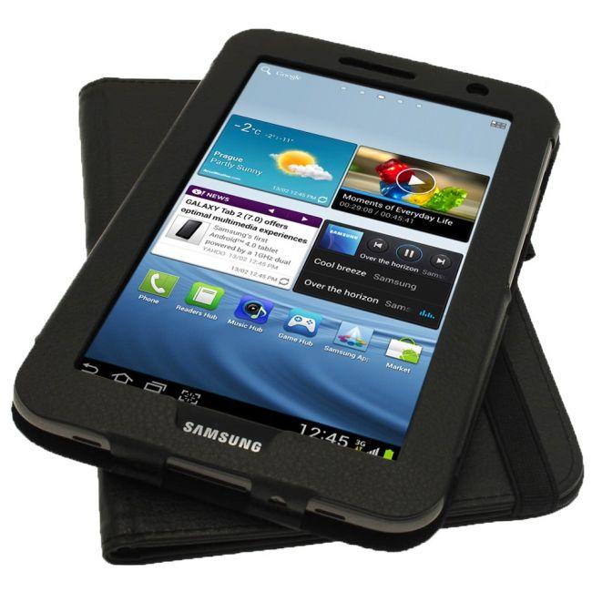 Sansung Galaxy 2 Tablet Facebook jatek