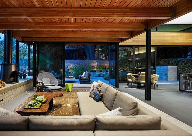 Amerikai lakberendezés Wheeler Kearns Architects