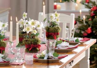 A halkés és társai - Tippek az ünnepi asztal megterítéséhez