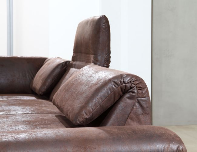 ADA 6360 állítható háttámla kanapé