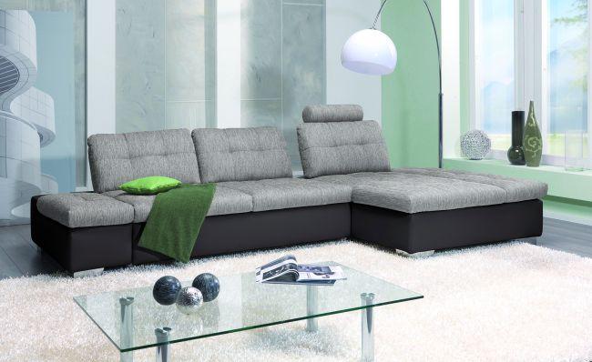 ADA 6667 nagy méretűre nyitható kanapé